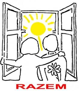 logo stowarzyszenia RAZEM