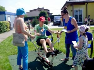Impreza Osoby niepełnosprawne w akcji - 2014
