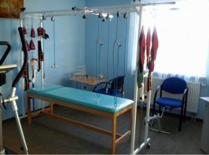 Gabinet rehabilitacyjny / fizjoteraii