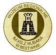logo muzeum ks. Bubaka