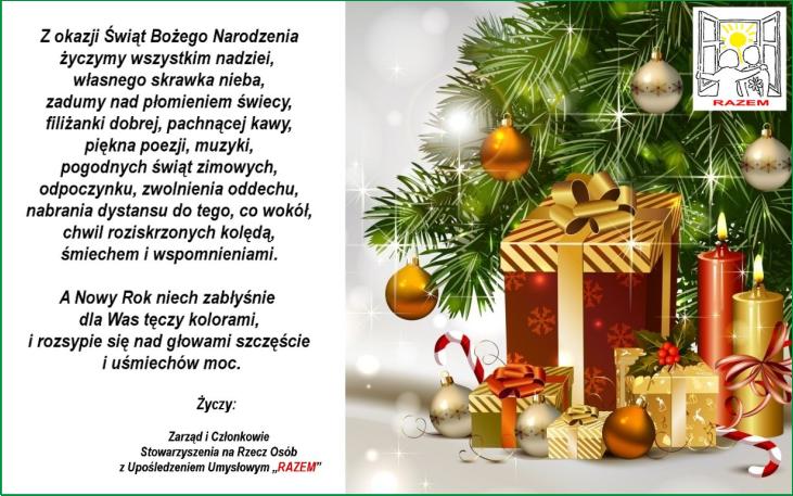 Życzenia od RAZEM 2014-II